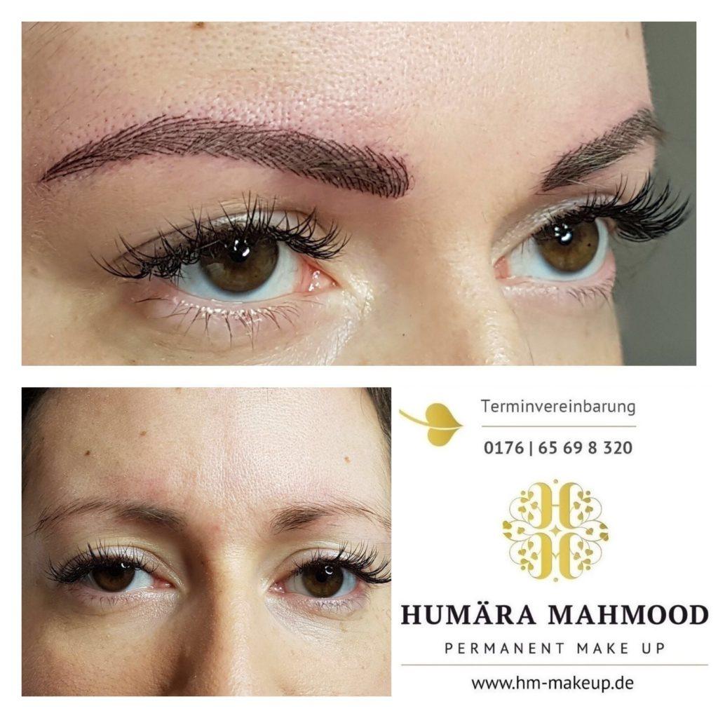 Dein Ganz Persönlicher Look Dank Permanent Make Up Hm Makeupde