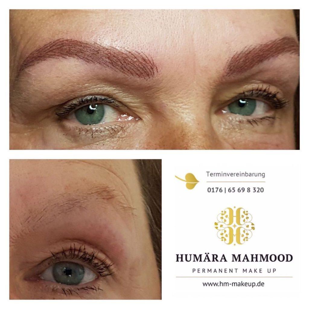 Tolle Ausstrahlung Durch Perfekt Geformte Augenbrauen Hm Makeupde