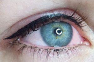 Strahlende Augen durch Lidstrich Pigmentierung