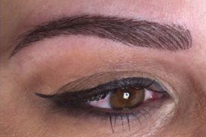 Sexy Augenbrauen für einen sexy Look